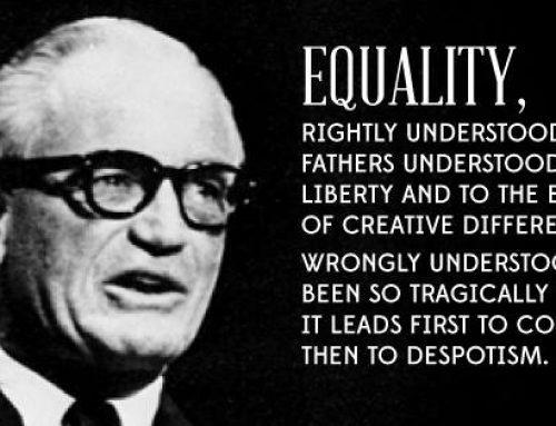 What equality are we celebrating?