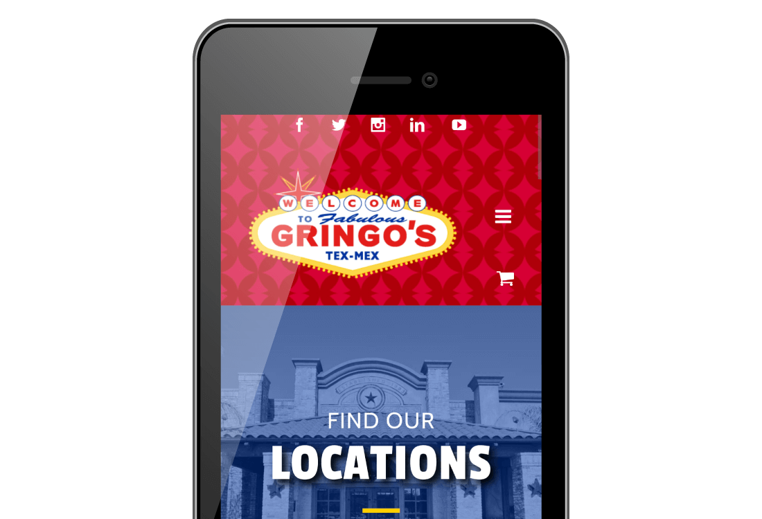 Mobile Friendly Restaurant Website Design - Atomic Design & Consulting | Chris Bingham - Digital Marketing - Bingham Design