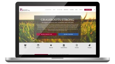 County Republican Party Online Marketing
