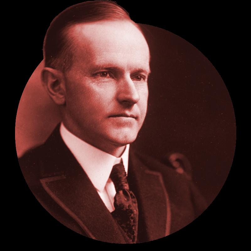 Republican Website Designs - Coolidge Plan - Bingham Design